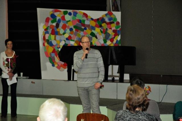 """Das Mehrgenerationenhaus begrüßt__Auftakt """"Demenz-freundlich im Quartier"""" 19.03.2015"""