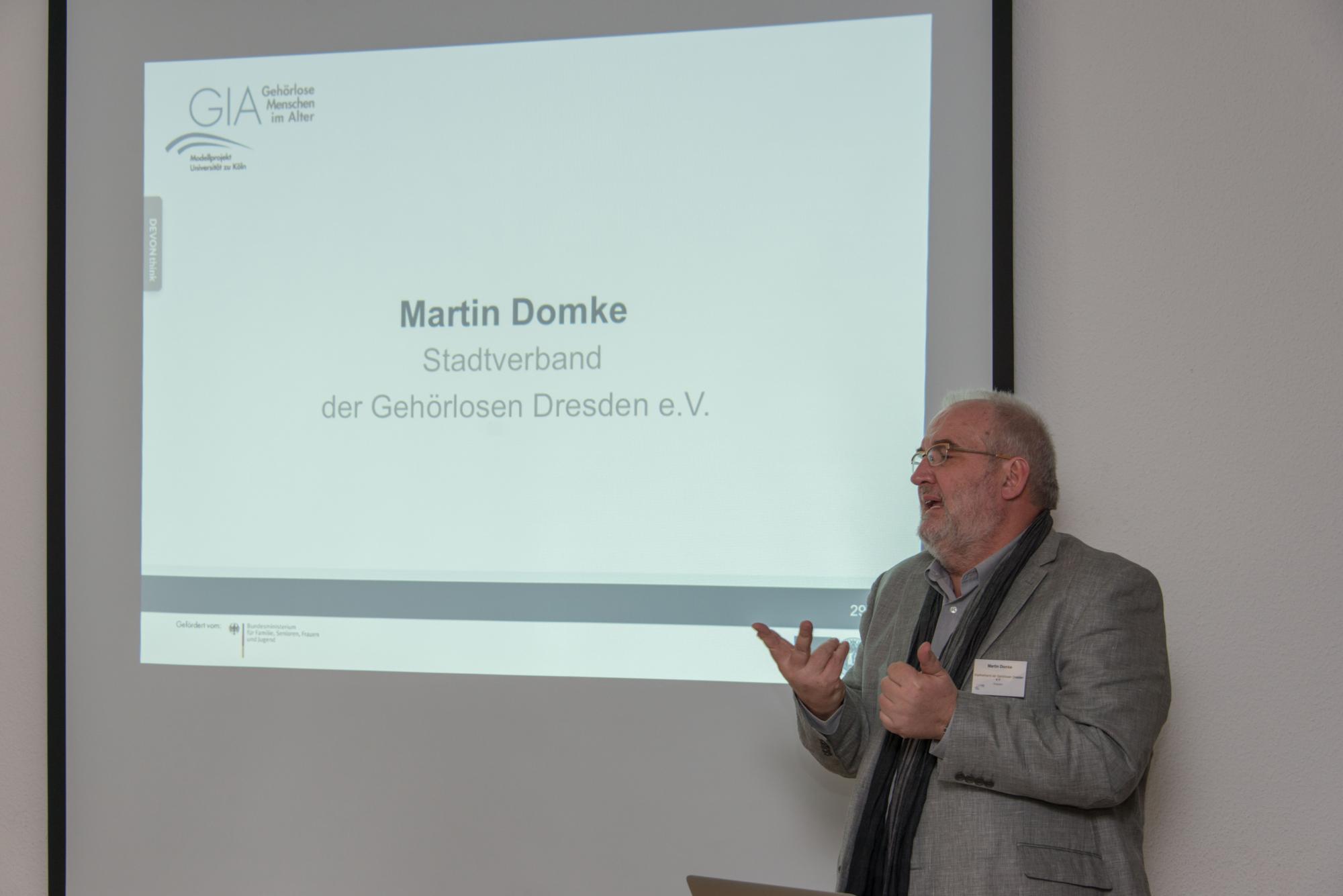 Martin Domke