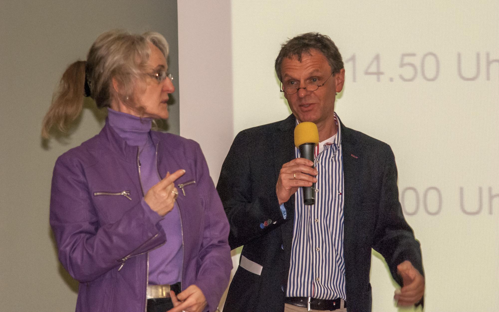 Netzwerk Demenz Essen am 04.06.2014 in der VHS Essen